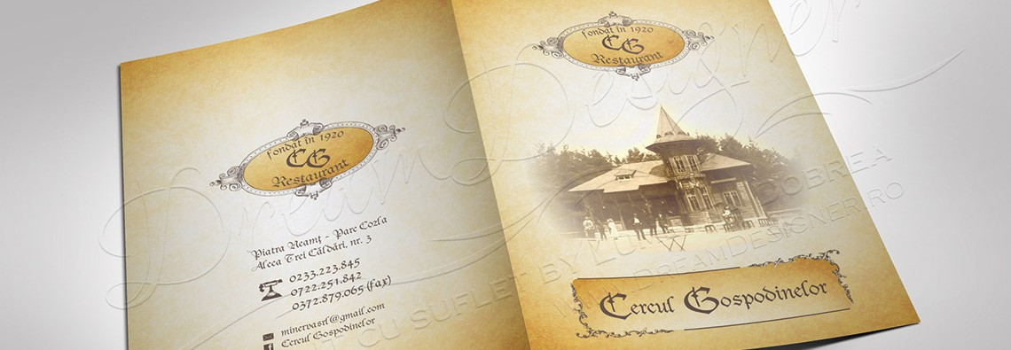 Restaurant Cercul Gospodinelor